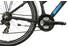 Vermont Chester Trapez - Bicicletas junior Niños - negro